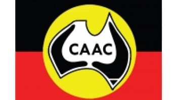 Central Australian Aboriginal Congress 's logo