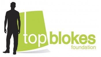 Top Blokes Foundation's logo