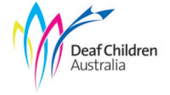 Deaf Children Australia 's logo
