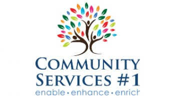 Community Services #1's logo