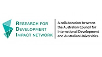 Research for Development Impact Network's logo