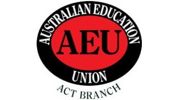 Australian Education Union's logo