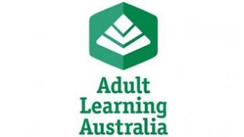 Adult Learning Australia's logo