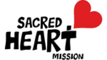Sacred Heart Mission's logo