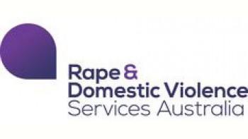 Rape & Domestic Violence Services Australia's logo