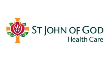 St John of God Health Care's logo