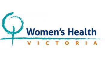 Women's Health Victoria's logo