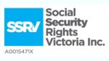 Social Security Rights Victoria's logo