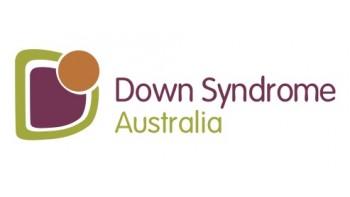 Down Syndrome Australia's logo