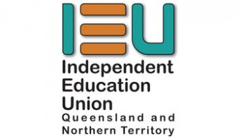 Independent Education Union of Australia - QLD and NT Branch's logo