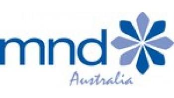 MND Australia's logo