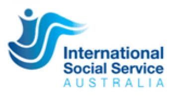 International Social Service Australia's logo