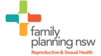 Family Planning NSW's logo