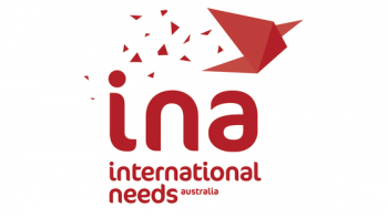 International Needs Australia's logo