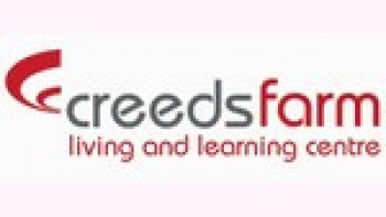 Creeds Farm Living and Learning Centre's logo