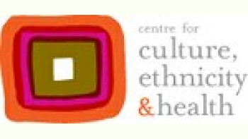 The Centre for Culture, Ethnicity and Health's logo