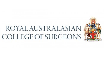 Royal Australasian College of Surgeons's logo