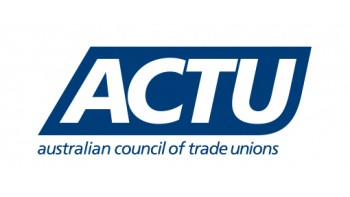 Australian Council of Trade Unions's logo