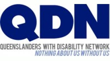 Queenslanders with Disability Network's logo