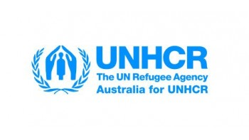 Australia for UNHCR's logo