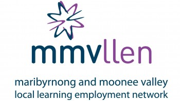 Maribyrnong and Moonee Valley Local Learning and Employment Network's logo