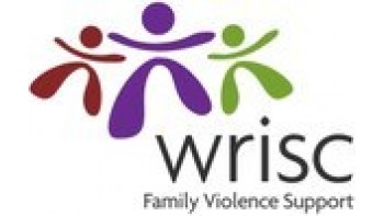 WRISC Family Violence Support's logo