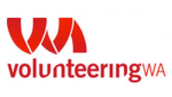 Volunteering WA's logo