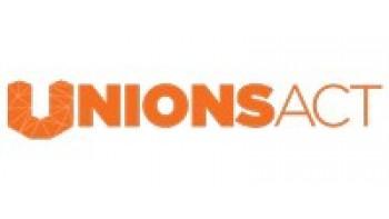 UnionsACT's logo