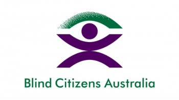 Blind Citizens Australia's logo