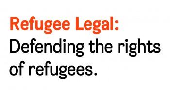 Refugee Legal's logo