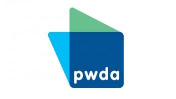 People with Disability Australia (PWDA)'s logo