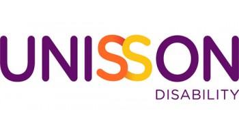 Unisson Disability's logo