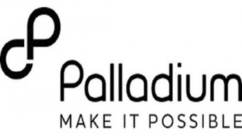 The Palladium Group's logo
