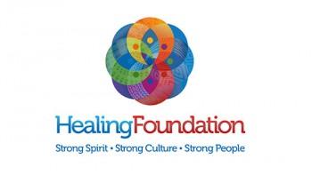 Aboriginal and Torres Strait Islander Healing Foundation's logo