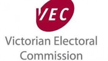 The Victorian Electoral Commission's logo