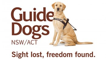 Guide Dogs NSW/ACT's logo