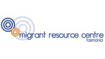 Migrant Resource Centre Tasmania's logo