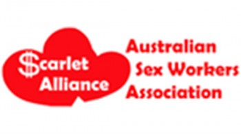 Scarlet Alliance, Australian Sex Workers Association's logo