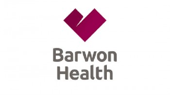 Barwon Health's logo