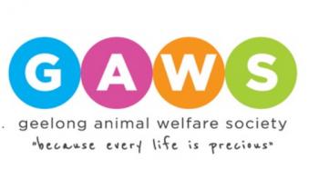 Geelong Animal Welfare Society's logo