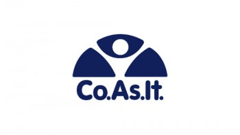 Co.As.It.'s logo