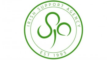 Irish Support Agency's logo