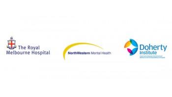 Melbourne Health's logo