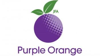 JFA Purple Orange's logo