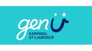 genU Karingal St Laurence's logo