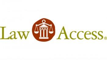 Law Access's logo