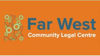 Far West Community Legal Centre's logo