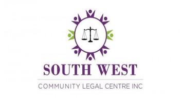South West Community Legal Centre's logo