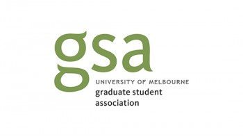 University of Melbourne Graduate Student Association's logo