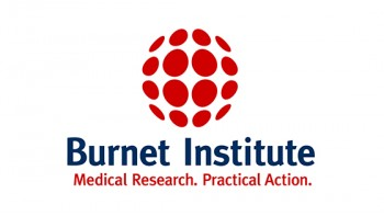 Burnet Institute's logo